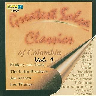 Greatest Salsa Classics Of Colombia, Vol. 1