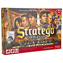 Funskool Games – Stratego, Strategy board game, The classic game of battlefeild strategy, Kids, adult & family, 2 players, 8 & above