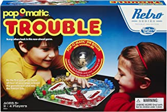 think trouble game