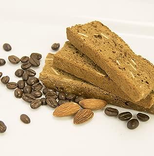 Irene's Bakery All Natural Fat Free Coffee Amaretto Biscotti