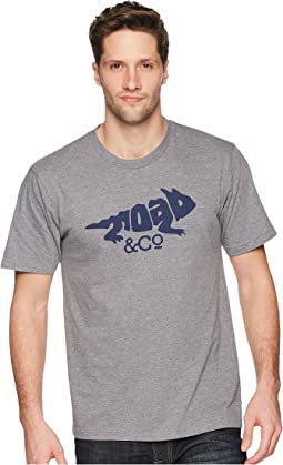 Imbedded Toad Tee