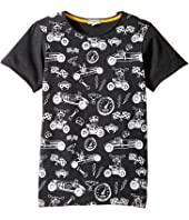 Appaman Kids Super Soft Ready, Set, Go! Graphic Tee (Infant/Toddler/Little Kids/Big Kids)