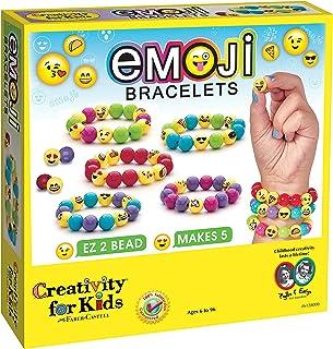 Creatividad para niños Emoji pulseras Kit , color/modelo surtido