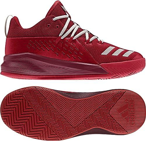 Adidas rue Jam 3 Chaussures de Tennis Homme, Rouge (Esvoiturel griper Bucouriri) 40 EU