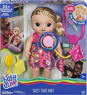 Hasbro Dolls For Girls 3 Years & Above,Multi color