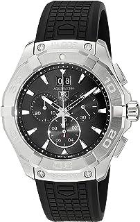 TAG Heuer - Reloj Aquaracer CAY1110.FT6041 Tag Heuer cronógrafo caucho 300 m