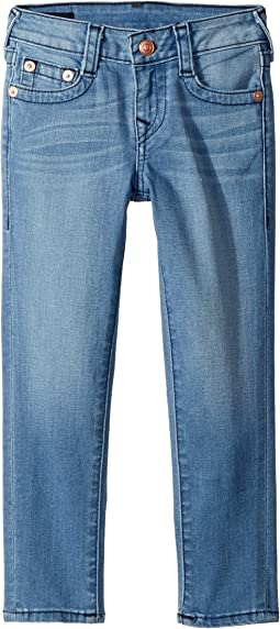 True Religion Kids Casey Jeans in Dew Drop (Toddler/Little Kids)
