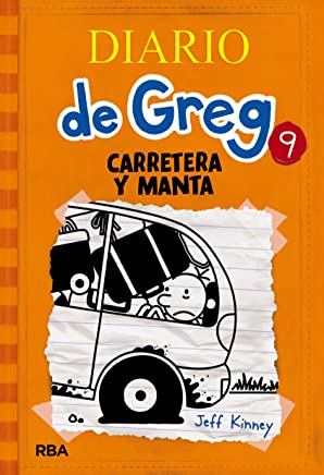 Diario de Greg 9. Carretera y manta (Spanish Edition)