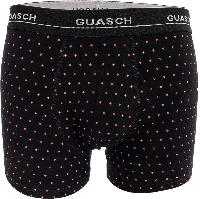 Guasch - Calzoncillos geométricos (2 unidades): Amazon.es: Ropa