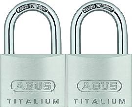 Abus 64TI/20 Twin Titalium