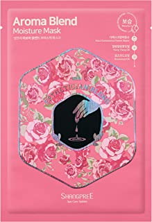 Shangpree Aroma Blend Moisture Sheet Mask- Single Pack