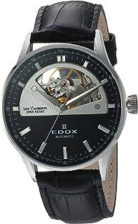 EDOX - 85019 3N NIN - Reloj de Pulsera Mujer, Color Negro