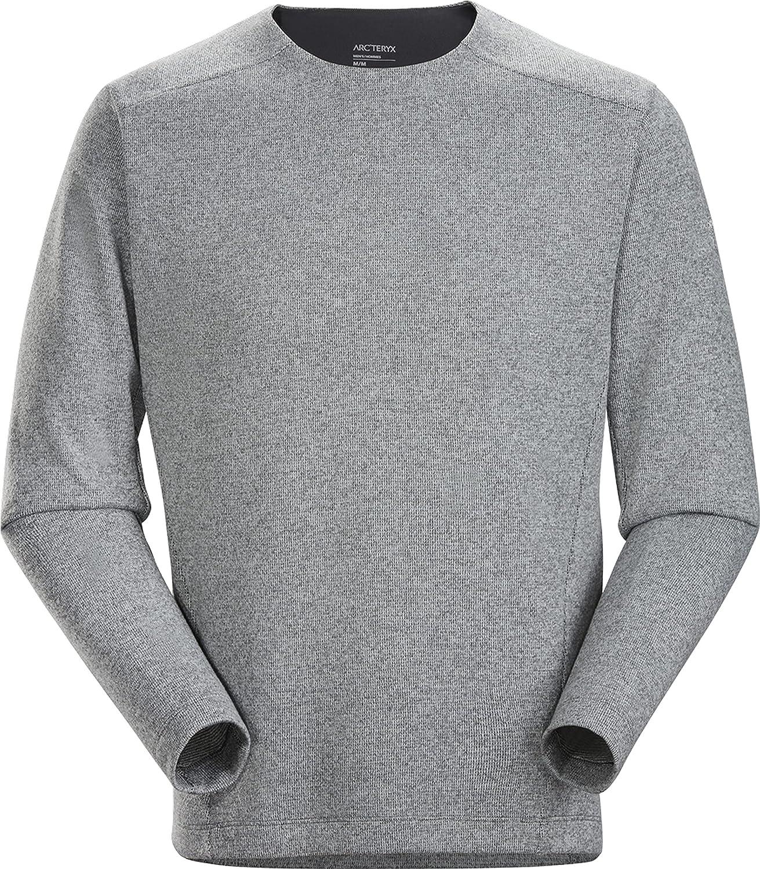 Arc'teryx Covert LT Pullover Men's   Lightweight, Versatile Fleece Pullover.