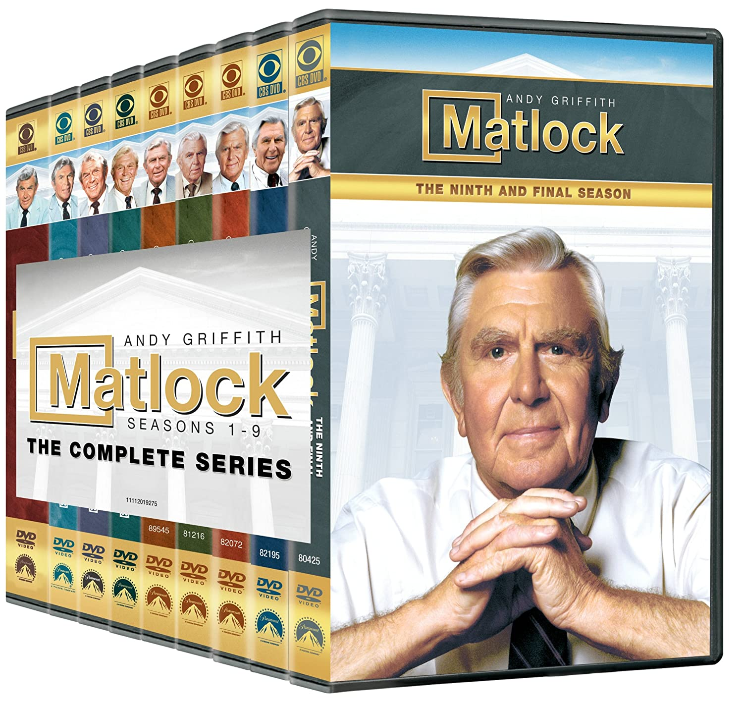 Matlock: Special price for a limited time The Complete Pack Max 53% OFF Series