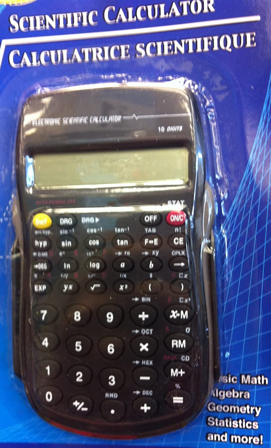 Scientific Bargain sale Calculator Spring new work one after another