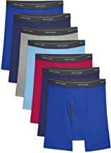 Fruit of the Loom Men`s Coolzone Boxer Briefs (Assorted colors)