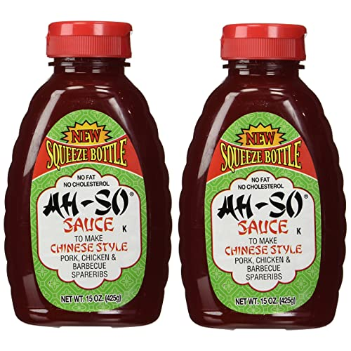 AH-SO Chinese Style Bbq Sauce, 15 Ounce, 2 pk