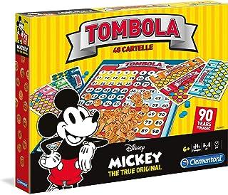 Juegos de Mesa–Mickey Ratón Bingo 90s, 16556