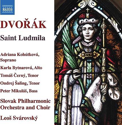 Slovak Philharmonic Orchestra - Dvorak: Saint Ludmila (2019) LEAK ALBUM