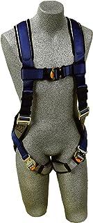 3M Personal Protective Equipment DBI/SALA, 1107976, VEST-STYLE EXOFIT HARNESS- MEDIUM- BACK D-RING