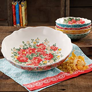 Best pioneer woman pasta bowl set Reviews