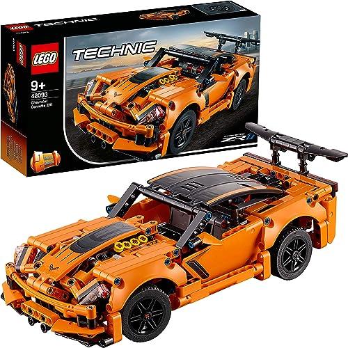 popular LEGO Technic lowest Chevrolet online sale Corvette ZR1 42093 Building Kit (579 Pieces) online sale