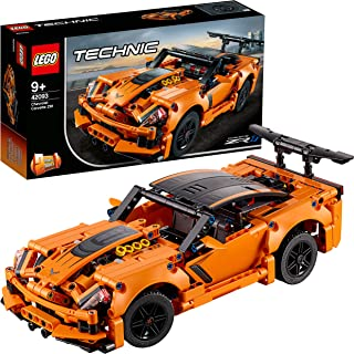 LEGO Technic Chevrolet Corvette ZR1 42093 Building Kit,...