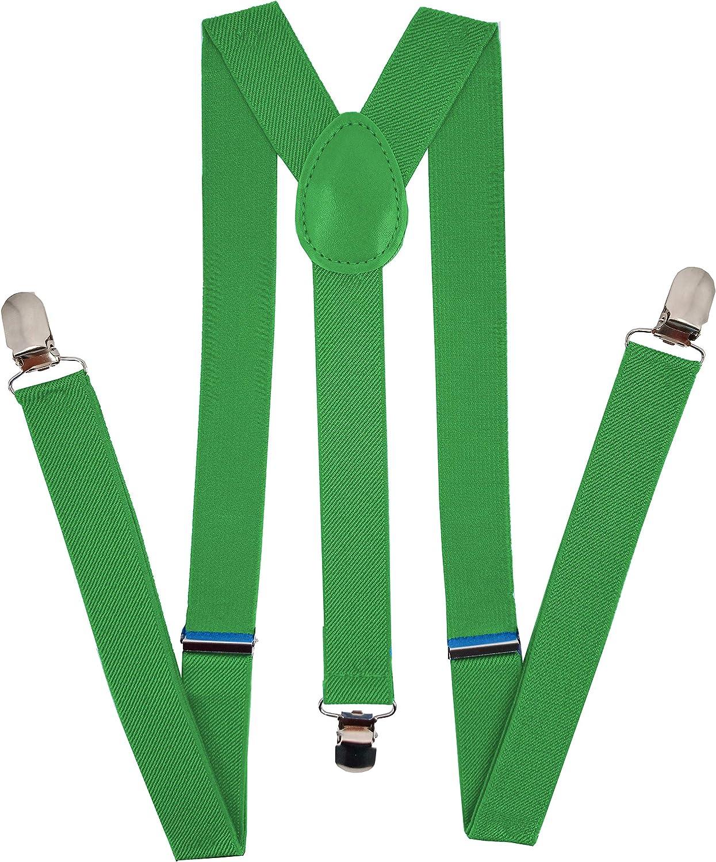 Navisima Suspenders Max 89% OFF for Kids High order Girls Adjustable -