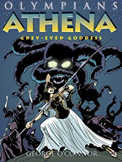Athena: Grey-Eyed Goddess