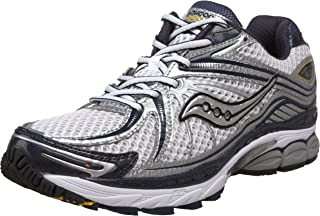 [Saucony] Men 's ProGridハリケーン12?Running Shoe