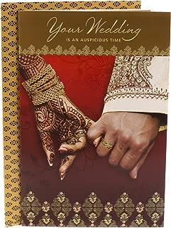 Hallmark Indian Wedding Card (Your Wedding)
