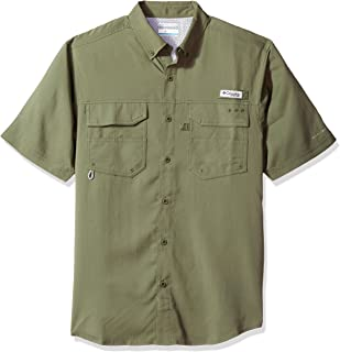 5646eaf7405 Columbia Men's Blood and Guts III Short-Sleeve Sun Shirt, Waterproof