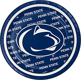 Penn State University Dessert Plates, 24 ct