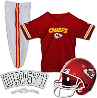 811a6e1e4 Franklin Sports Deluxe NFL-Style Youth Uniform – NFL Kids Helmet