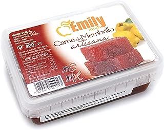 Emily Foods Quince Paste, Carne de Membrillo, 14 oz