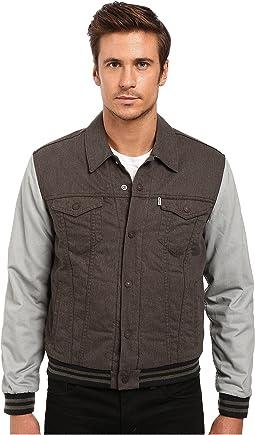 Levi's® Mens Trucker Varsity Hybrid Jacket