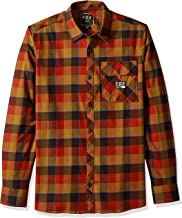 Fox Men's Rowan Stretch Flannel