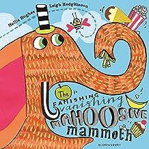 The Famishing Vanishing Mahoosive Mammoth
