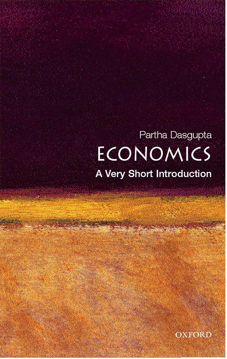 避けられないハンバーガー練習したEconomics: A Very Short Introduction (Very Short Introductions) (English Edition)