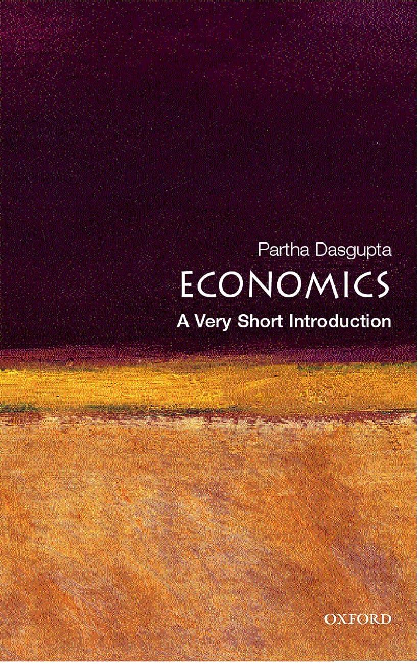 ノベルティアクロバット写真撮影Economics: A Very Short Introduction (Very Short Introductions) (English Edition)