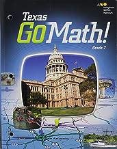 Go Math: Student Interactive Worktext Grade 7 2015