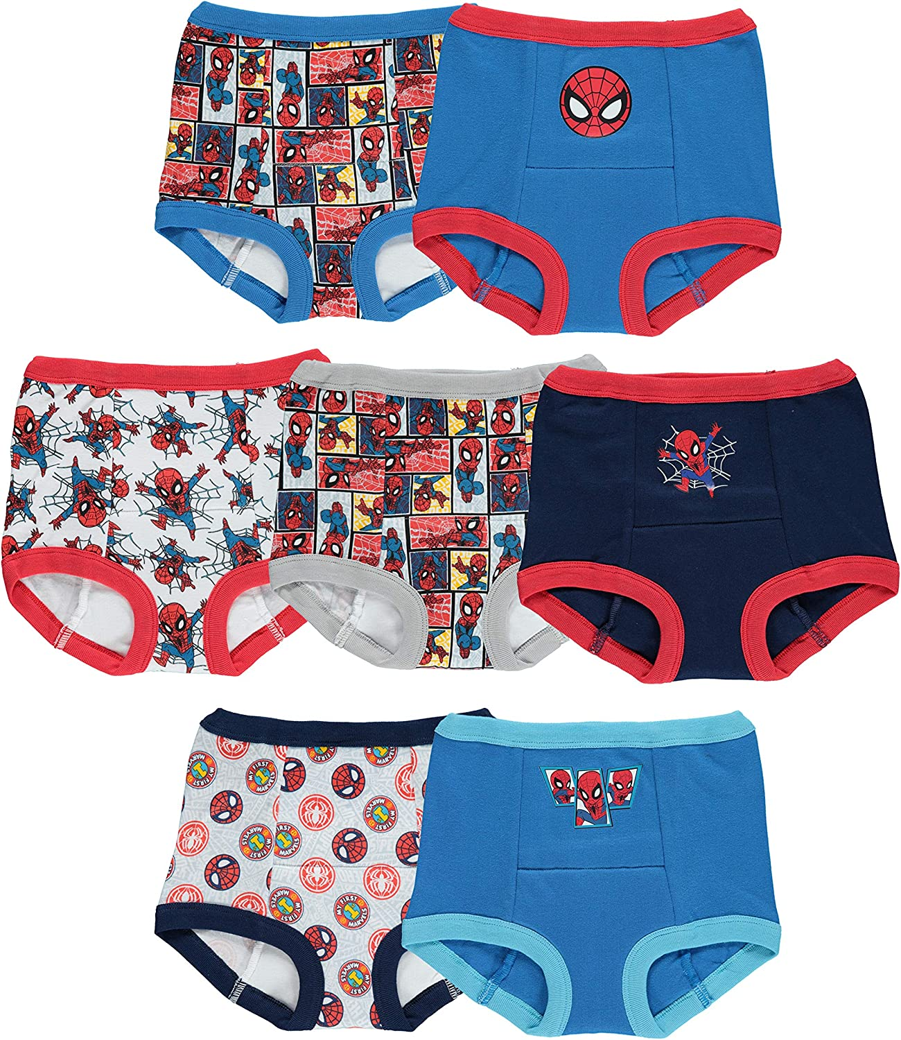 Spider-Man Unisex Baby Potty Training Pants Multipack