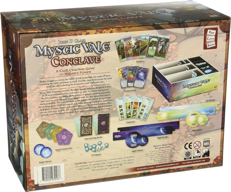 Alderac Entertainment ALD20   Mystic Vale Conclave Collector ...