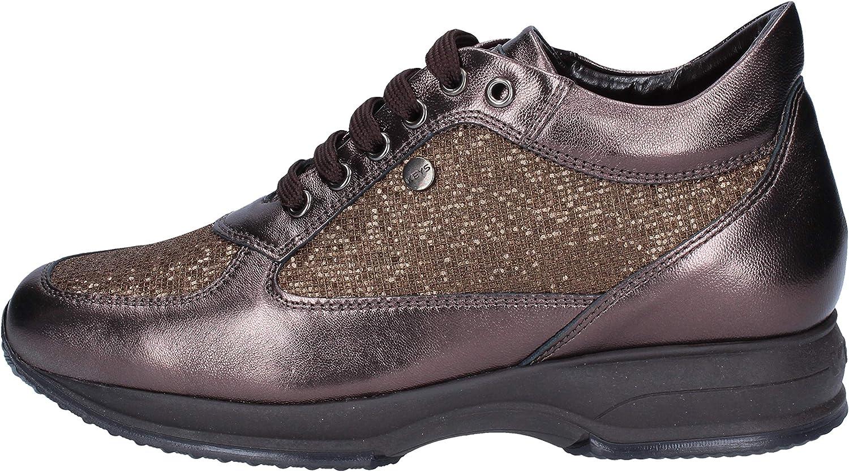 KEYS Mode -skor kvinnor Bronze Bronze Bronze  unik form
