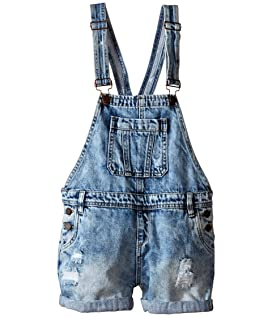 Denim Overall in Take It Easy (Big Kids)