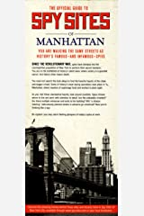The Official Guide to Spy Sites of Manhattan Map