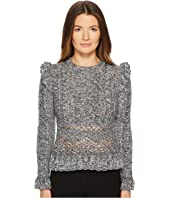 M Missoni - Crochet Sweater