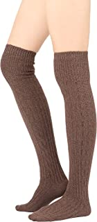Best cozy over the knee socks Reviews