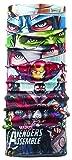 Buff Kinder Multifunktionstuch Superheroes JR Polar, Assemble, One Size