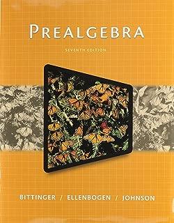 Prealgebra; MathXL Valuepack Access Card (6-months) (7th Edition)
